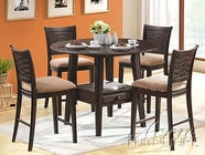 Acme 04110-12 Tommy Counter Height Dining Set