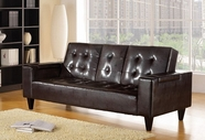 ACME 05215 ADJUSTABLE SOFA W/CUP HOLDER&STRG