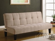 ACME 05673 BEIGE ADJUSTABLE SOFA