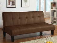ACME 05674 BROWN ADJUSTABLE SOFA