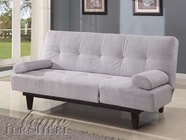 ACME 05855W-SI SILVER ADJUSTABLE. SOFA (ISTA-3A)