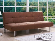 ACME 05996 COFFEE ADJUSTABLE SOFA NO CA FOAM (CG-3)