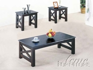 ACME 06176A 3PC PK C/E TABLE FOR 5594 SOFA SET W/P2