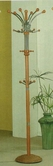ACME 06318 OAK COAT RACK