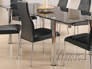 ACME 06805 DINING TABLE W/6806GL