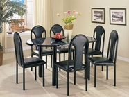 Acme 06823-22 Uptown Oval Dining Set