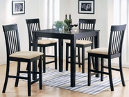 ACME 07314 5PC PACK COUNTER H. DINING SET