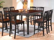 Acme 07905-07 Carriage House Counter Height Dining Set