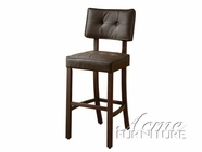 ACME 10082 BROWN STOOL