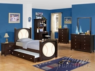 ACME 11985T-91-92 Espresso Finish Full Size Bedroom Set