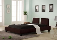 Acme 12070 Espresso Finish Queen Size Bed