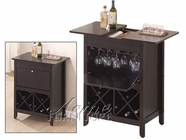ACME 12240 WENGE WINE BAR