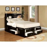 ACME 14110Q BLACK STRG QUEEN KDHB/FB/R