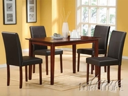 ACME 14190 CHERRY DINING TABLE