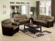 ACME 15140A-41A-42A Bycast 3 PC Sofa Set