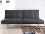 ACME 15335 BLACK PU ADJUSTABLE SOFA