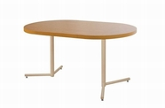 ACME 16290 DINING TABLE (TOP+BASE)