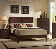ACME 19567EK EASTERN KING BED W/ HF/R