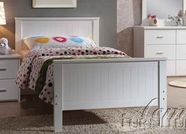 ACME 30020F WHITE FULL BED HF/R