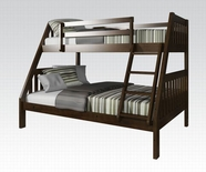 ACME 37120 ESP TWIN/FULL BUNKBED-W/P0