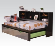 ACME 37225T TWIN DAYBED WITH BOOKSHELF
