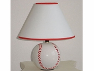 Acme 3871 Baseball Table Lamp Set