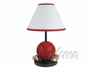 Acme 3876 Basketball Table Lamp Set