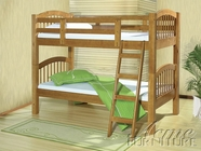 Acme 40010HF Abington Twin Bunkbed