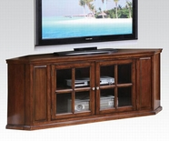 ACME 48618 OAK CONER TV STAND