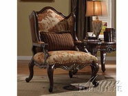 ACME 50157 CHAIR (W/1 PILLOW)-W/P2