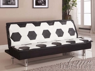 ACME 57035 SOCCER ADJUSTABLE SOFA