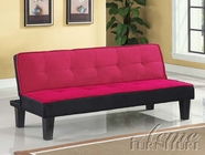 ACME 57038 PINK ADJUSTABLE SOFA