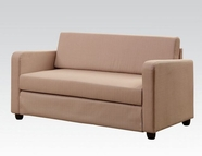 ACME 57087 BEIGE SOFA BED