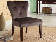 ACME 59038 ACCENT CHAIR ESPRESSO LEG