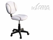 ACME 59082 BASEBALL OFFICE CHAIR