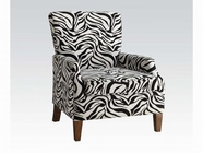 ACME 59187 FABRIC ACCENT CHAIR
