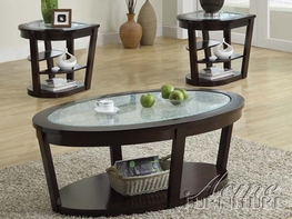 ACME 80015 Capri Occasional Table Set