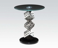 ACME 80139 DICE SIDE TABLE