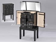ACME 97008 BLACK VANITY CHEST (3A3B PACKING W/P2)
