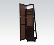 ACME 97068 ESP JEWELRY ARMOIRE W/ MIRROR