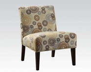 ACME Aberly 59069 FABRIC ACCENT CHAIR