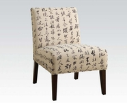ACME Aberly 59071 FABRIC ACCENT CHAIR