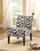ACME Aberly 59152 FABRIC ACCENT CHAIR