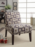 ACME Aberly 59153 FABRIC ACCENT CHAIR