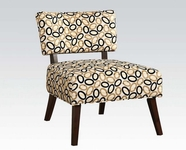ACME Able 59073 FABRIC ACCENT CHAIR