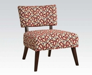 ACME Able 59074 FABRIC ACCENT CHAIR
