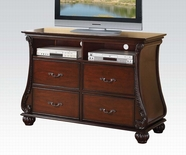 ACME Abramson 22369 CHERRY TV CONSOLE