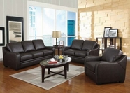 ACME Acker 50720-50721 KD BACK 2 TONE BROWN BLM SOFA SET