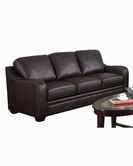 ACME Acker 50720 KD BACK 2 TONE BROWN BLM SOFA