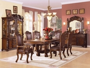 ACME Agate 60050-60053 CHERRY DINING TABLE SET